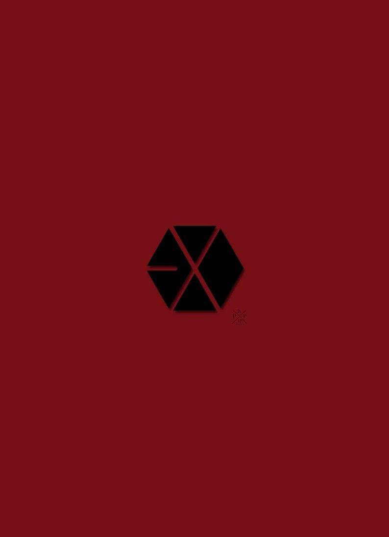 Tumblr Wallpaper Exotumblr Wallpaper Exo Exo Logo Wallpaper