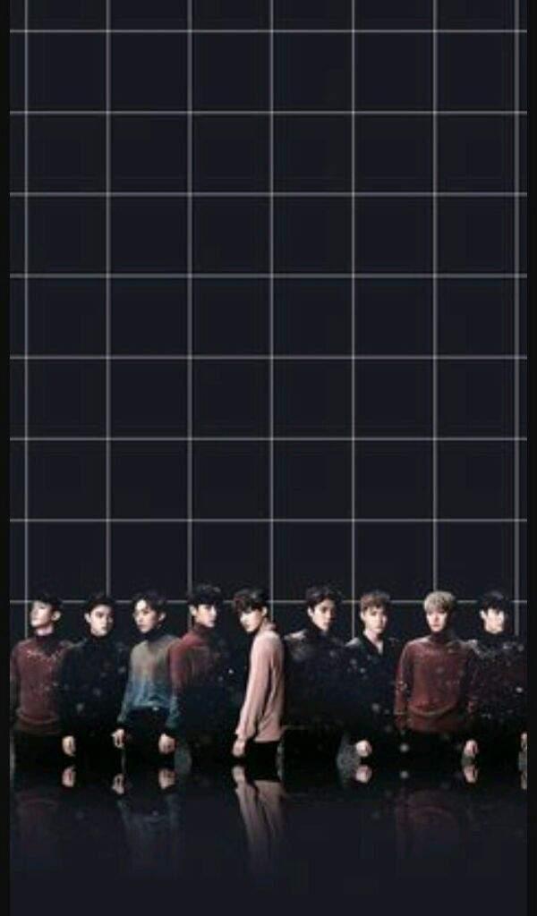 Kpop Wallpaper EXO OT9 Kpop Aesthetics Amino