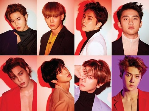 Exo Love Shot Wallpapers Posted By Zoey Anderson