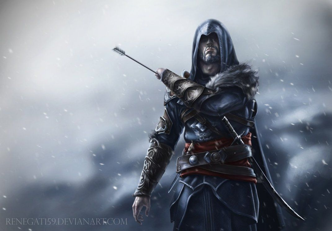 Ezio Auditore Wallpaper Posted By Christopher Mercado