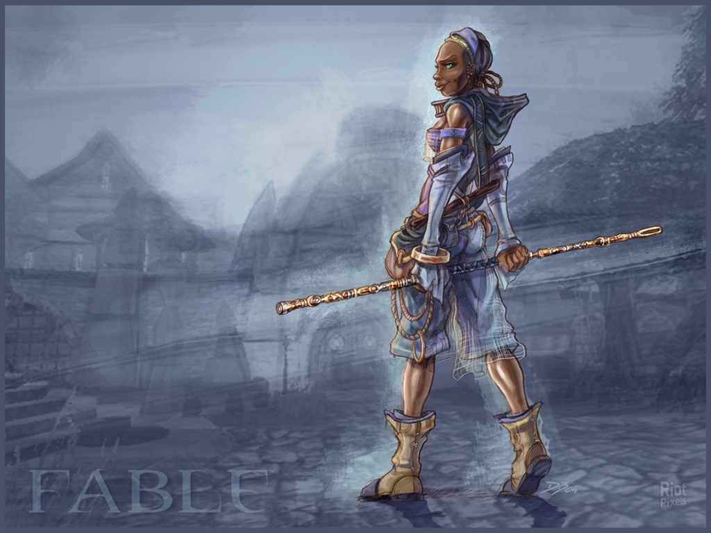 Fable Wallpaper Posted By John Cunningham