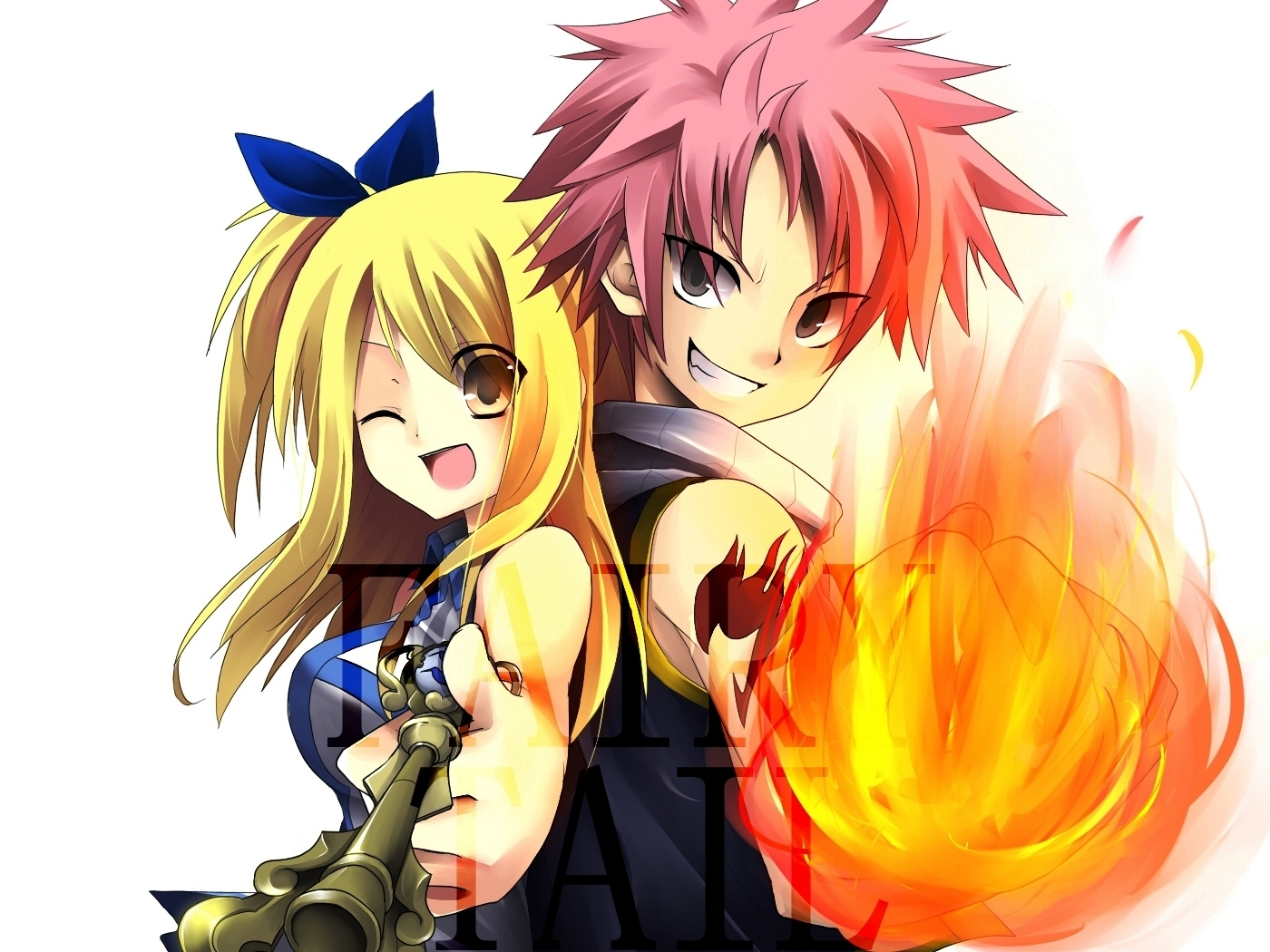Fairy Tail Nalu Wallpaper Posted By Zoey Mercado