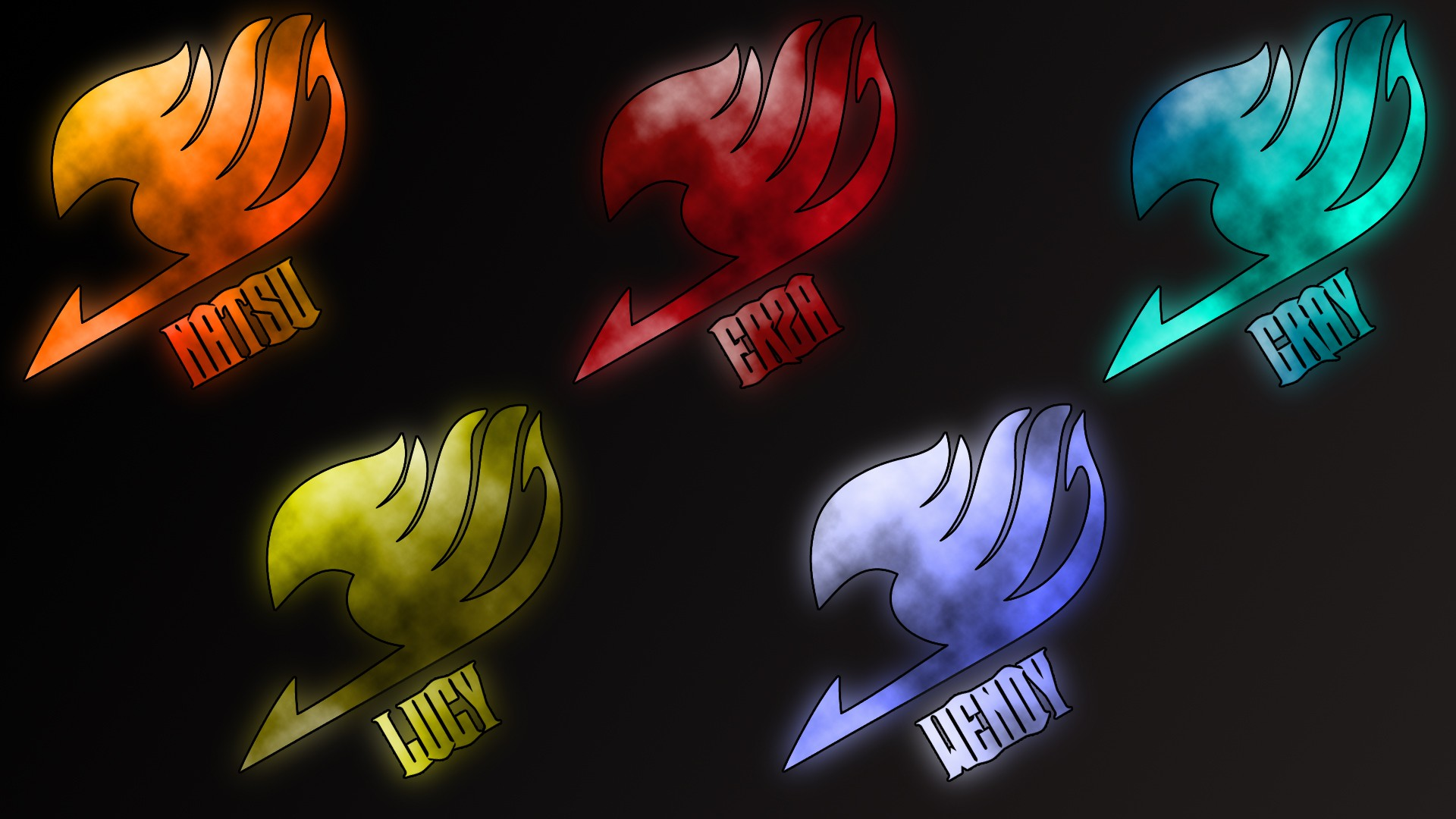 Fairy Tail Wallpaper Iphone Posted By Christopher Mercado
