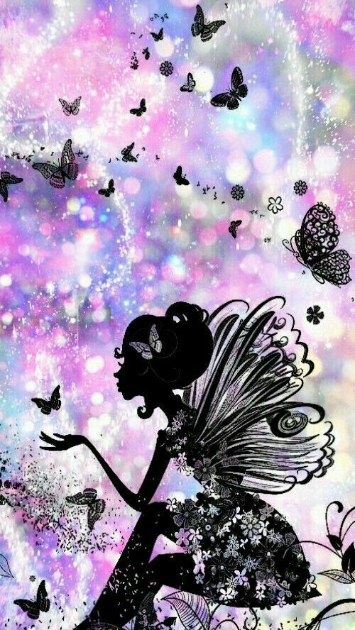 Fairy Wallpaper For Phone Posted By Sarah Mercado