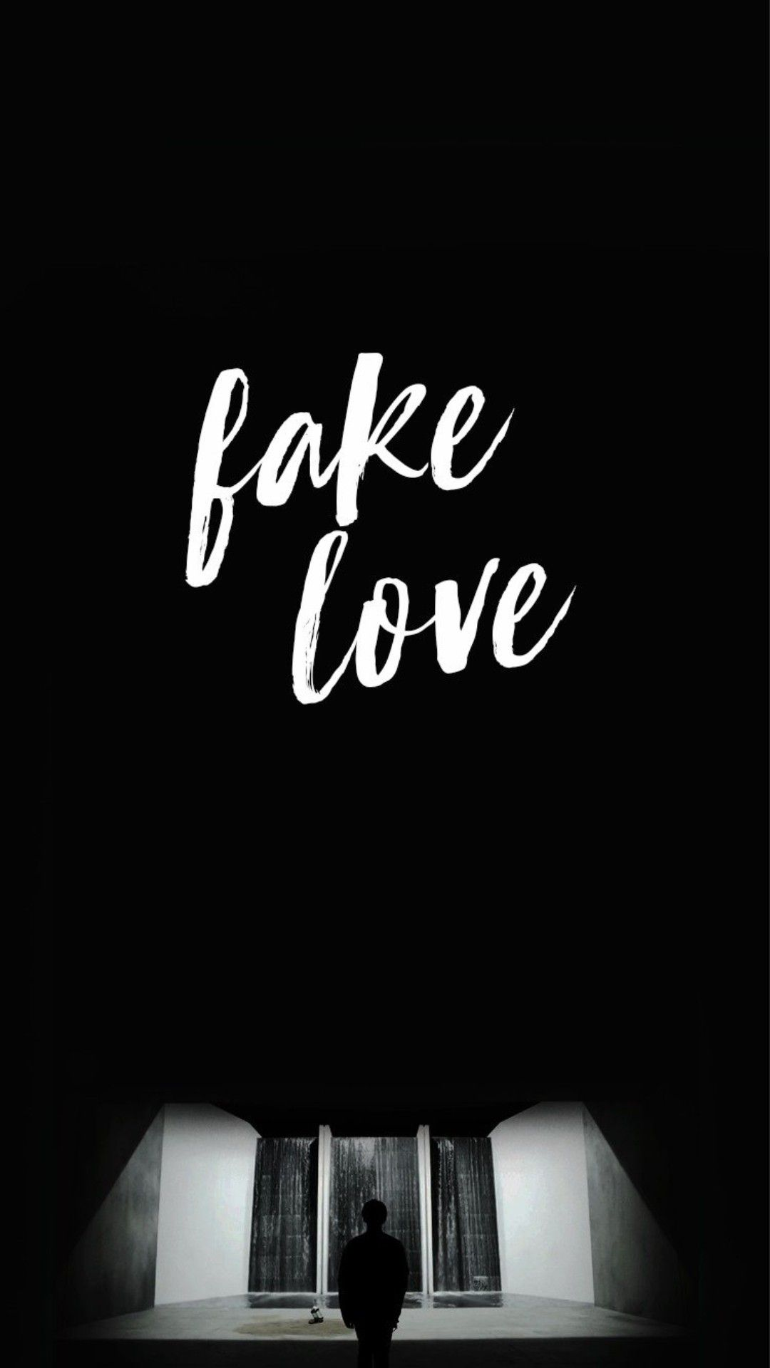 Bts Fake Love Wallpaper Best Lines For Fake Love Hd