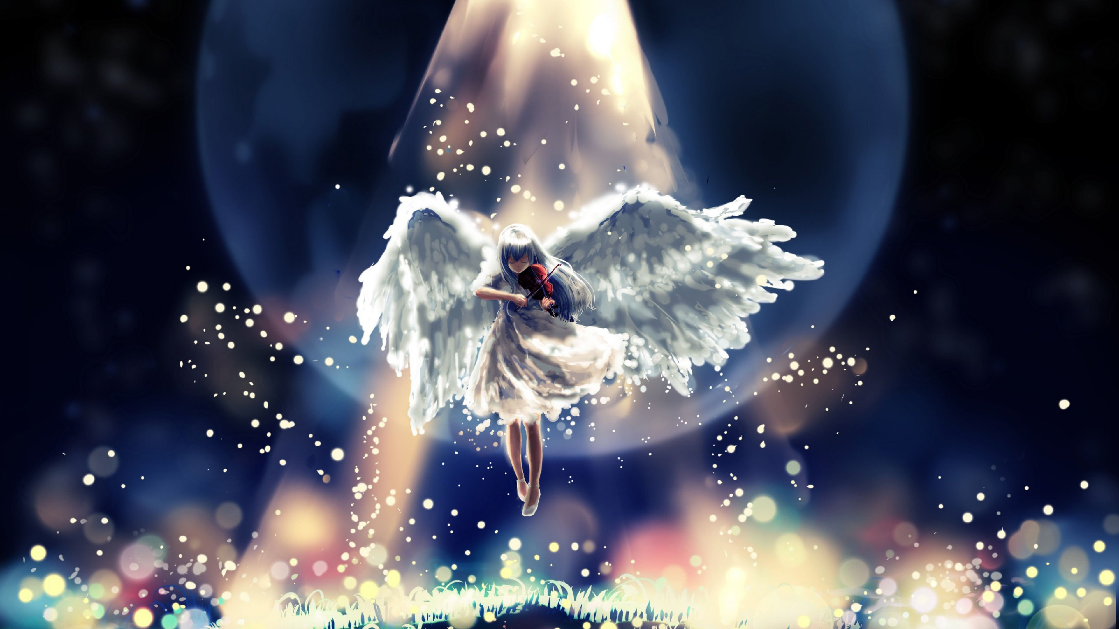 Fallen Angel Wallpapers Posted By Zoey Thompson