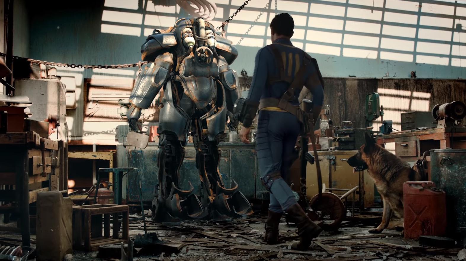 Fallout 4 1080p Wallpaper