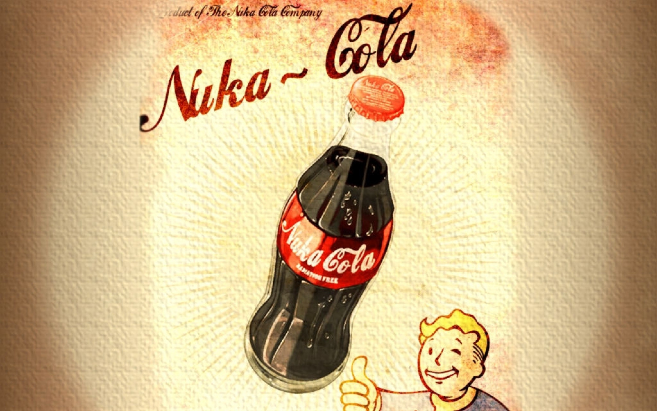 Fallout 4 Wallpaper Nuka Cola