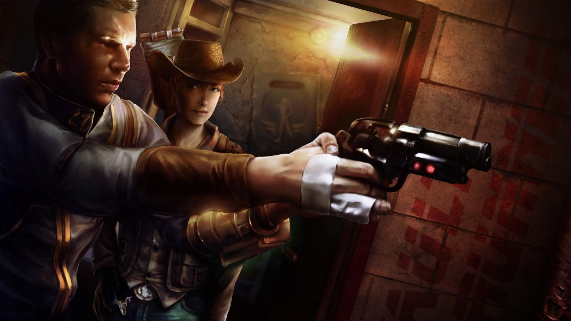 Fallout New Vegas Hd Wallpaper Posted By Michelle Johnson