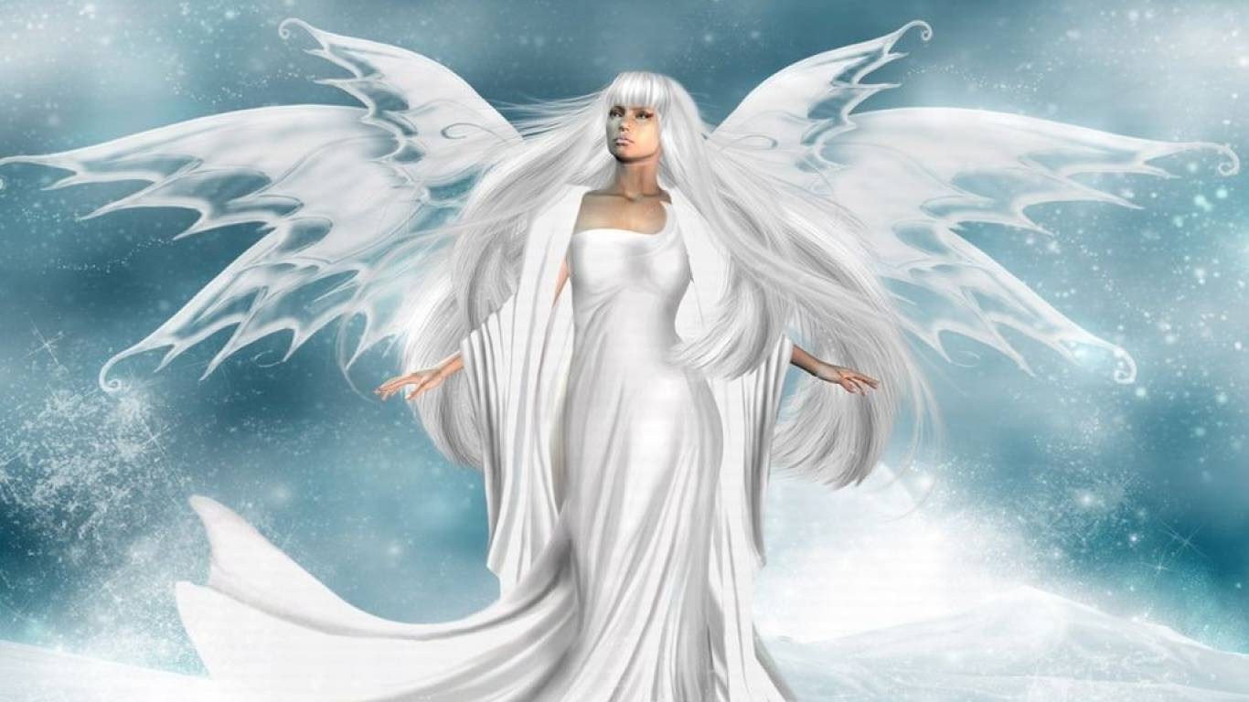 Fantasy Angel Wallpaper Posted By Zoey Cunningham