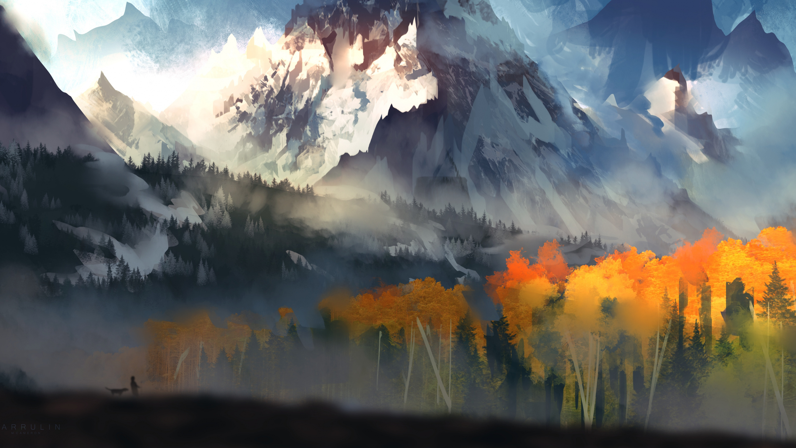 Fantasy Wallpaper 1440p Posted By John Anderson