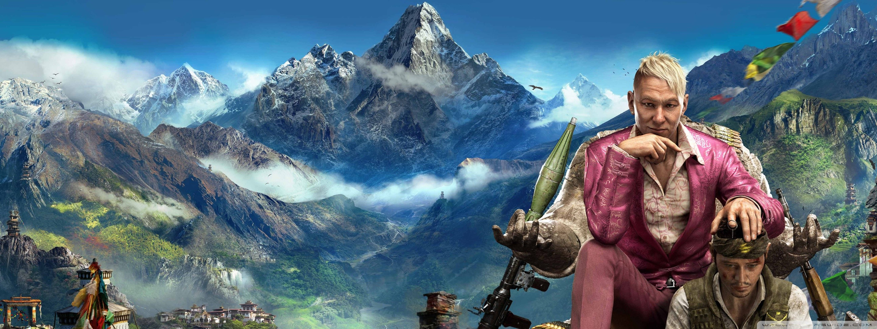 Far Cry 3 Hd Wallpaper Posted By Samantha Anderson