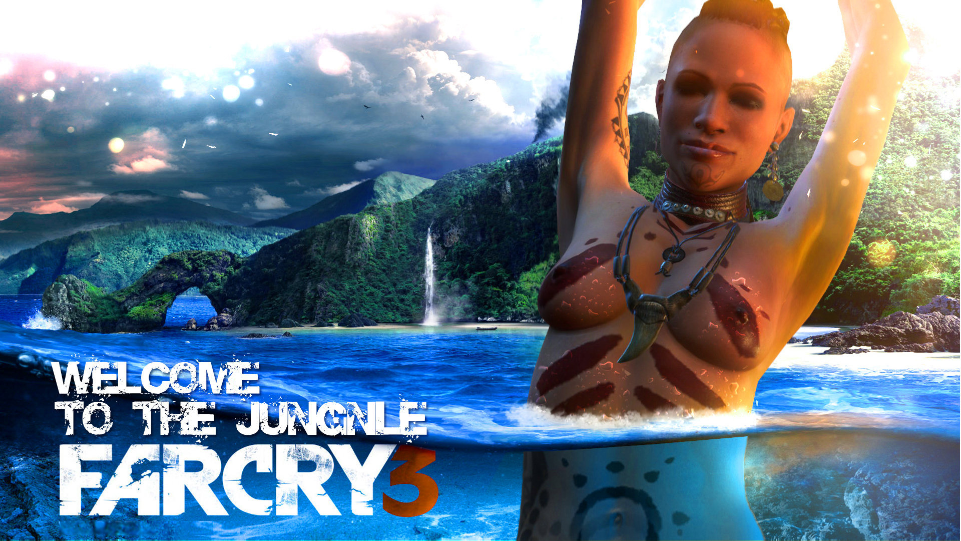 Far Cry 3 Wallpapers Posted By Ryan Walker