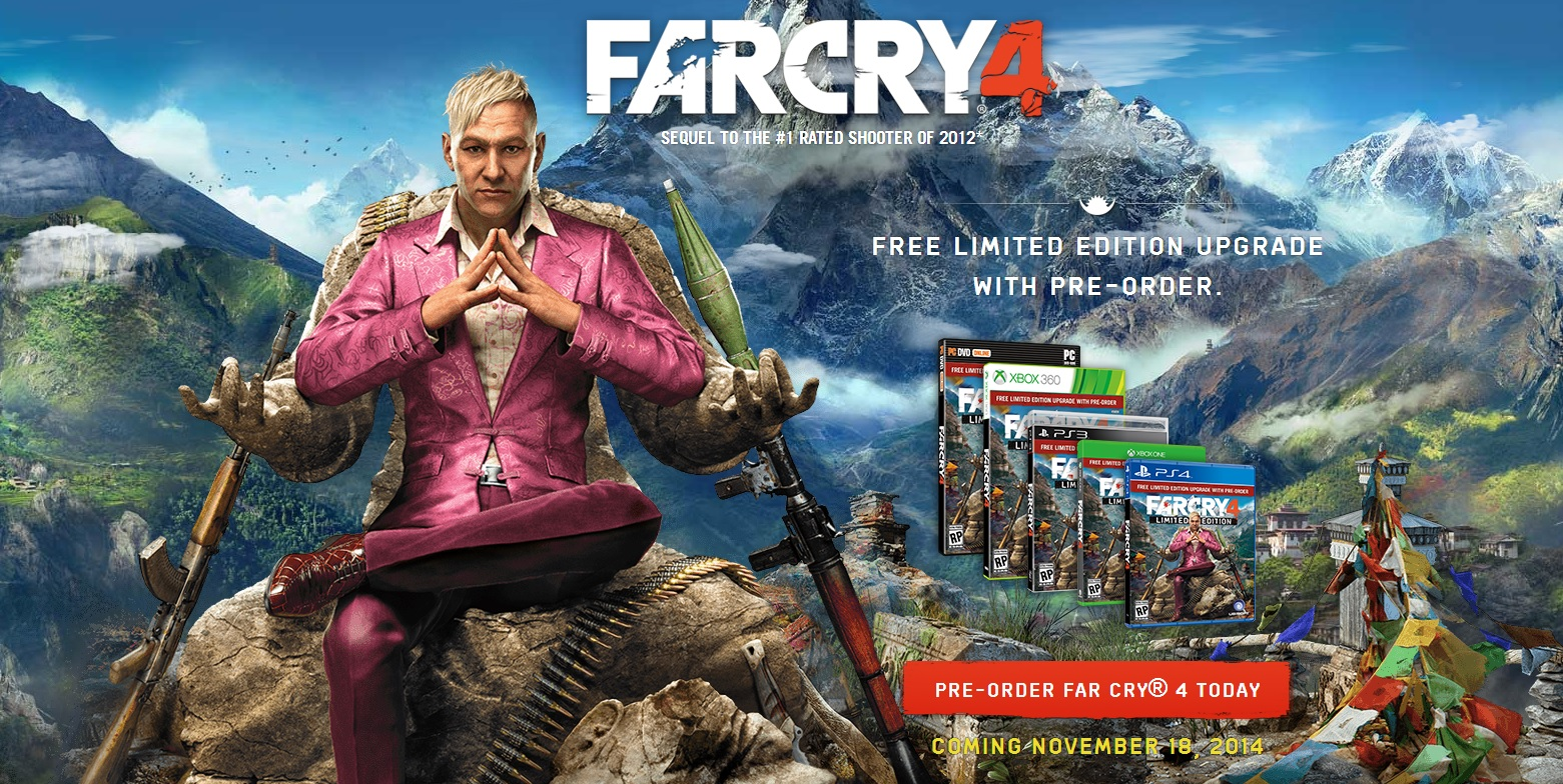 Far Cry 4 Background Posted By Christopher Anderson