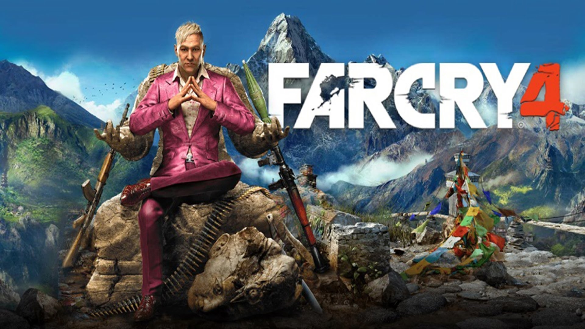 Far Cry 4 Hd Wallpapers Posted By Ethan Cunningham