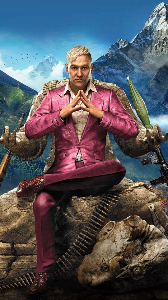 Far Cry 4 Wallpaper Posted By Sarah Johnson