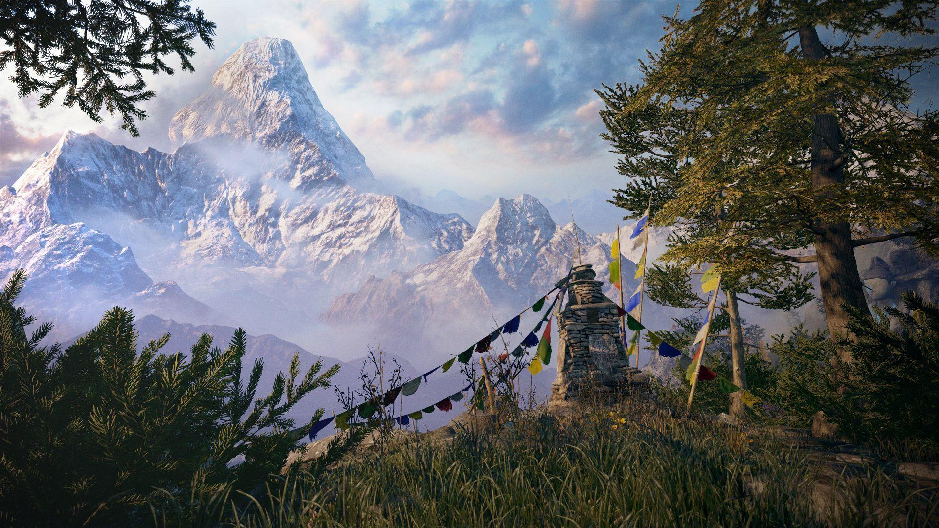 Far Cry 4 Wallpapers Hd Posted By Zoey Anderson