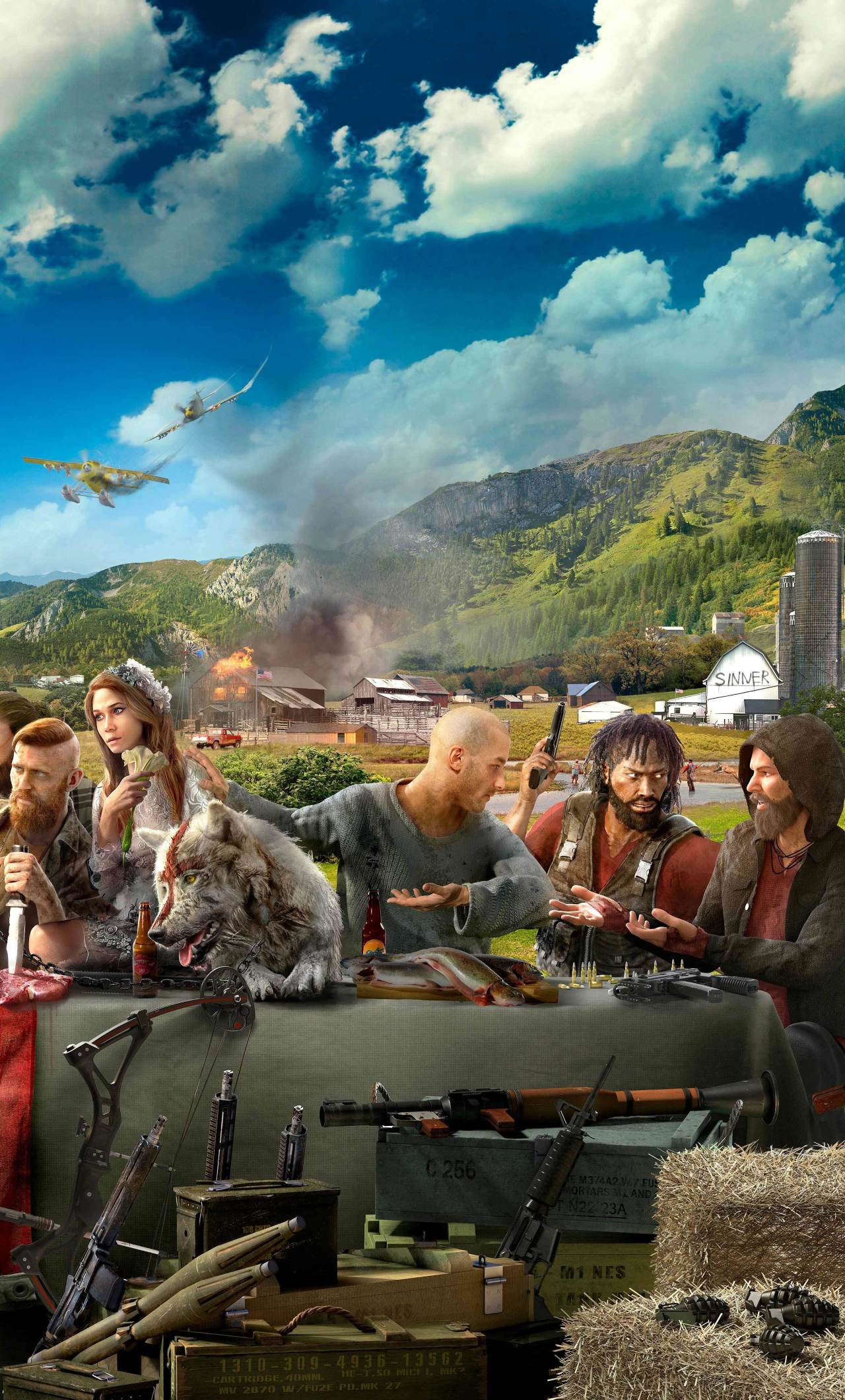 Far Cry 5 Background Posted By Sarah Cunningham