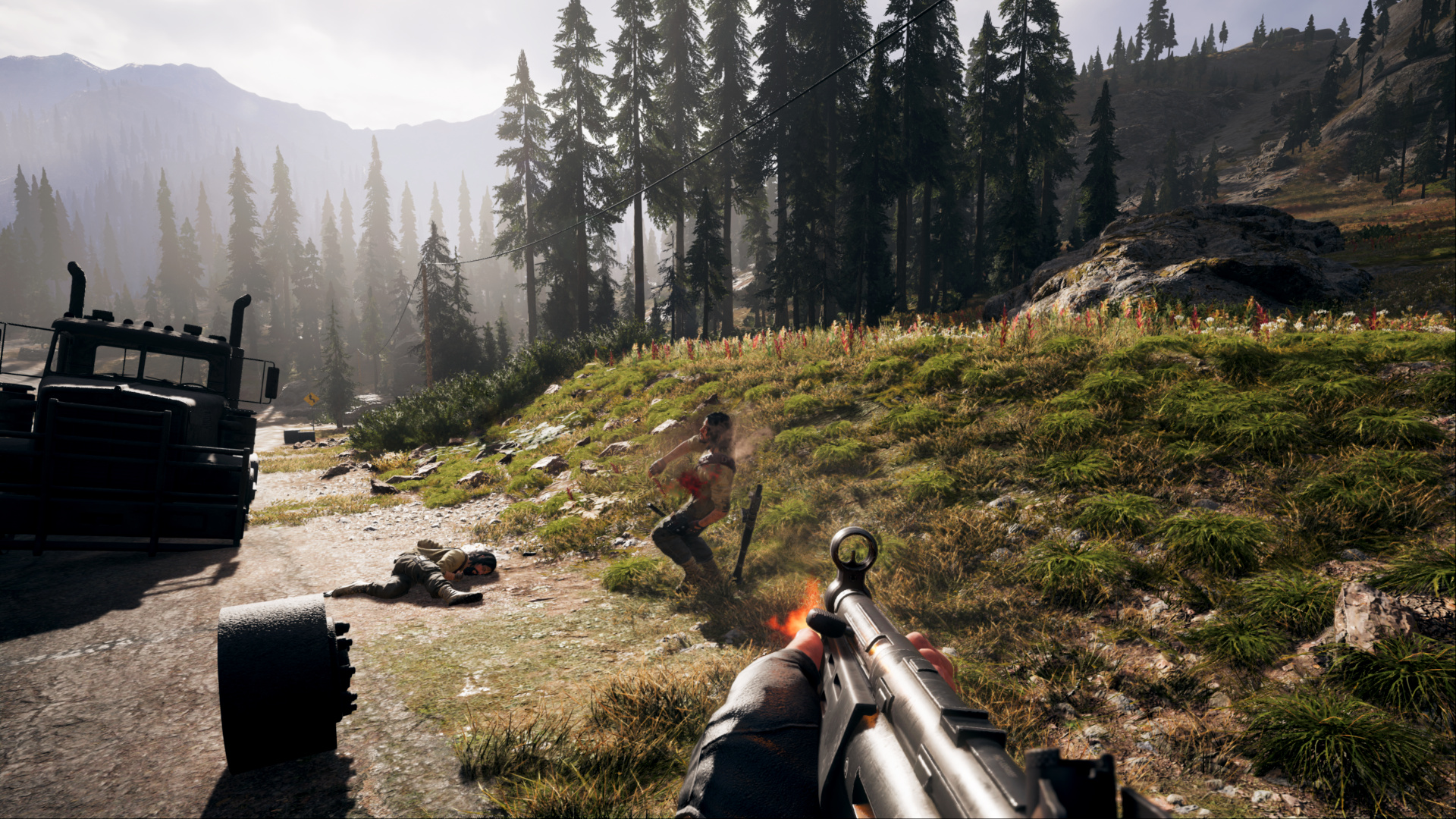 Far Cry 5 Wallpaper Hd Posted By Zoey Cunningham