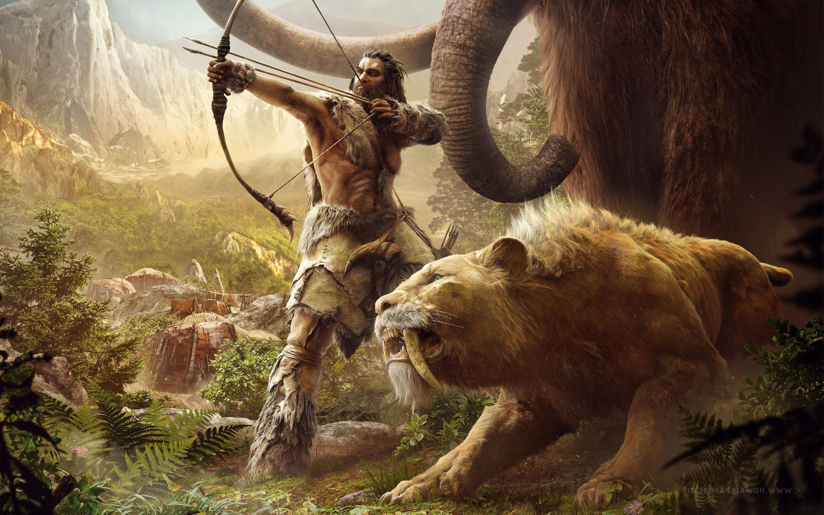 Far Cry Primal Background Posted By Christopher Cunningham