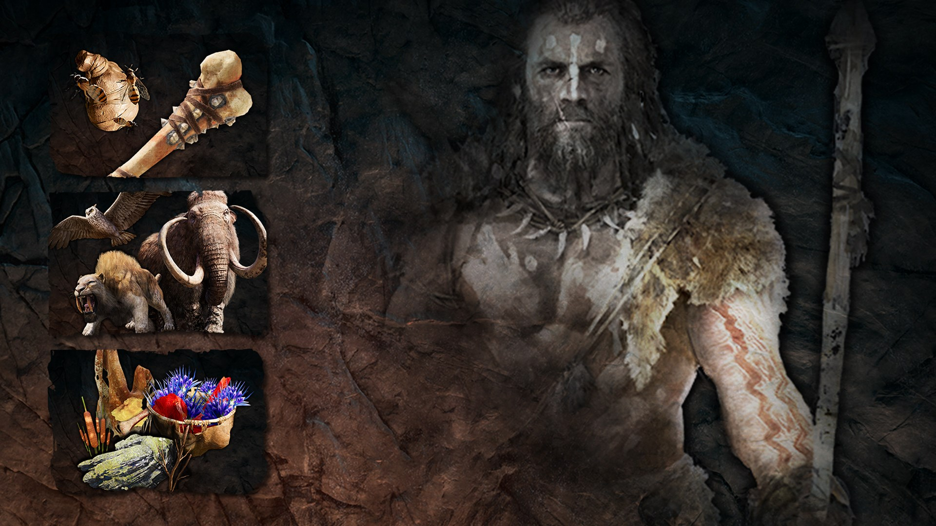 Far Cry Primal Hd Wallpaper Posted By Michelle Mercado