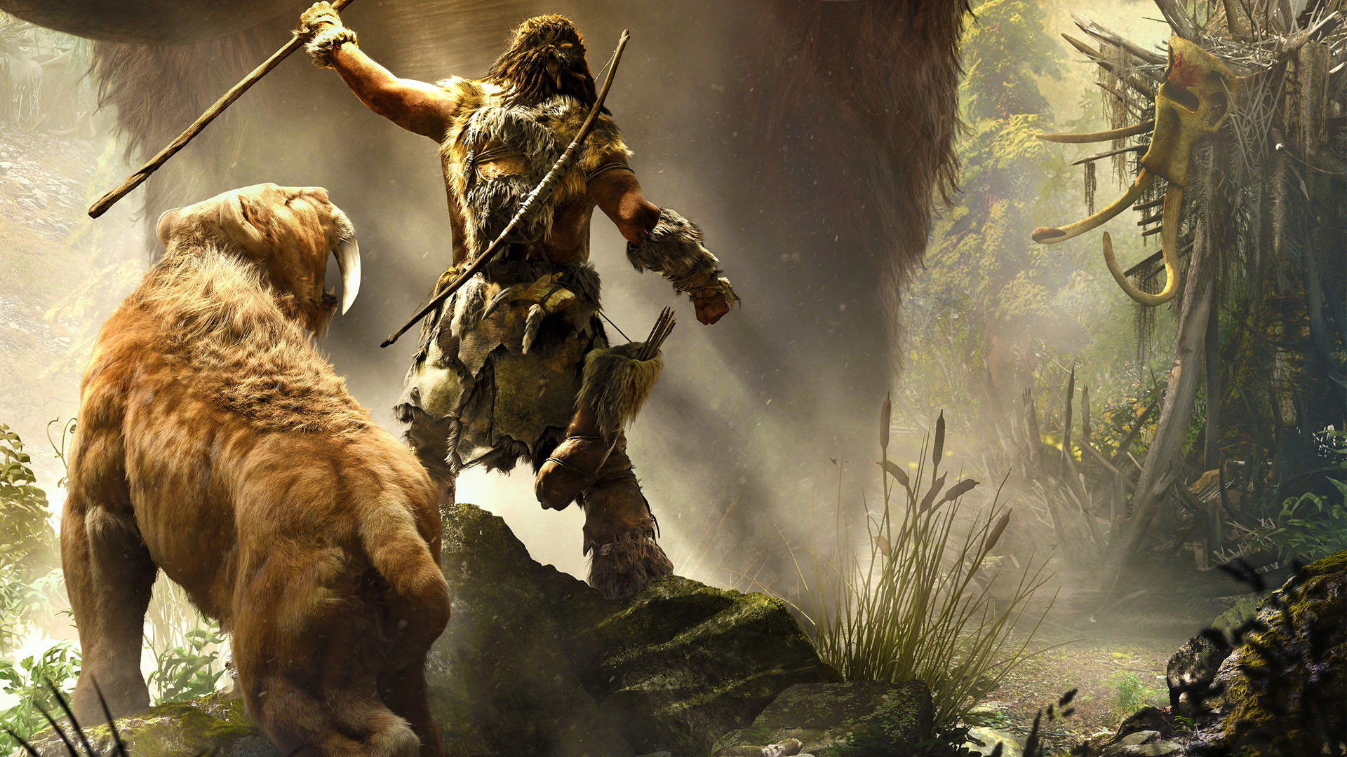 Far Cry Primal Wallpapers Posted By Ryan Tremblay