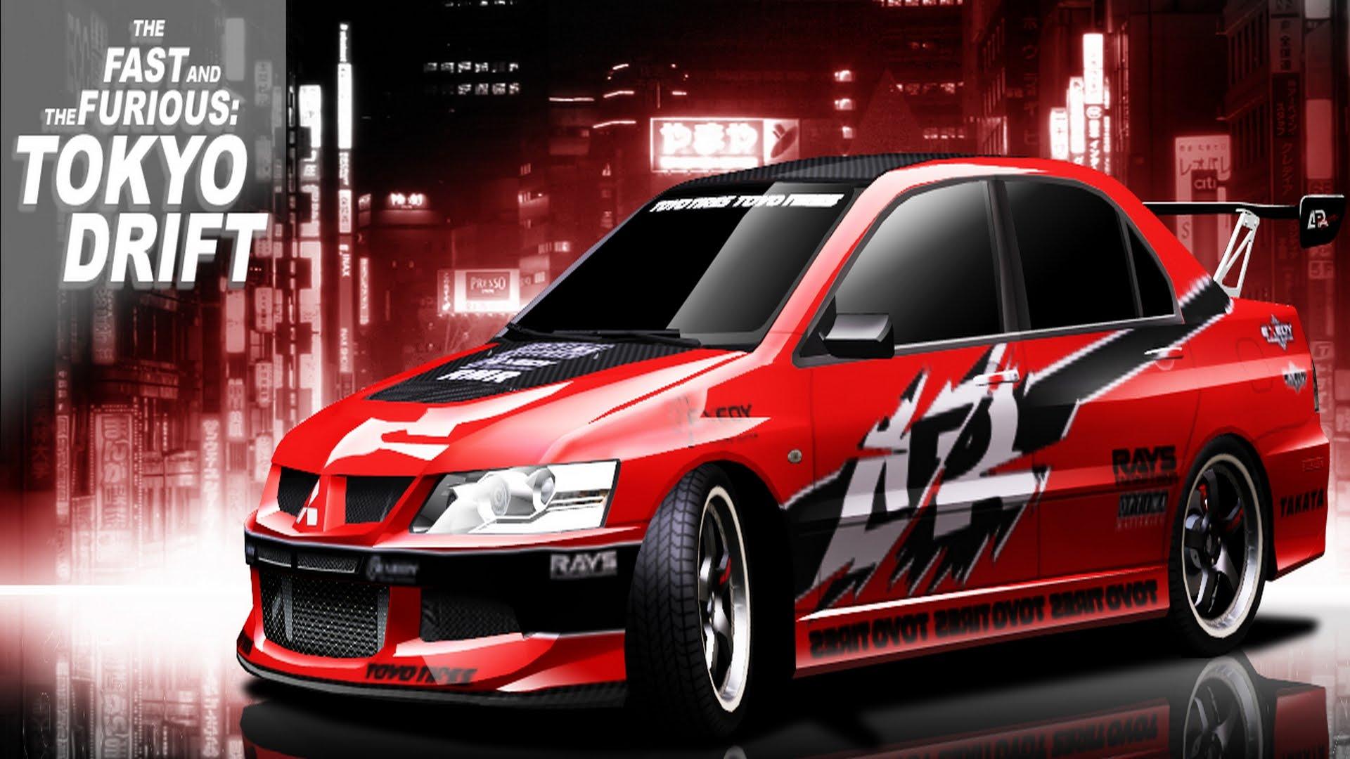 Fast And Furious Tokyo Drift Wallpaper