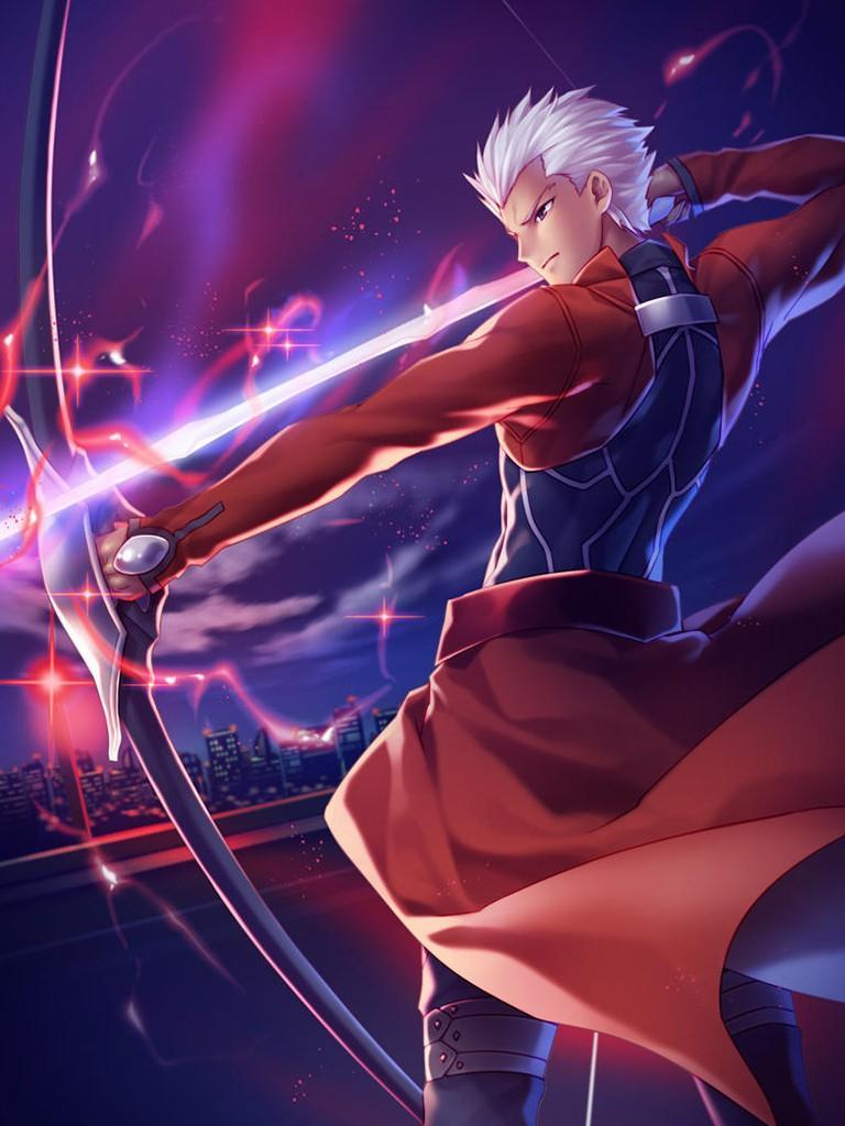 Fate Archer Wallpaper Posted By Michelle Simpson