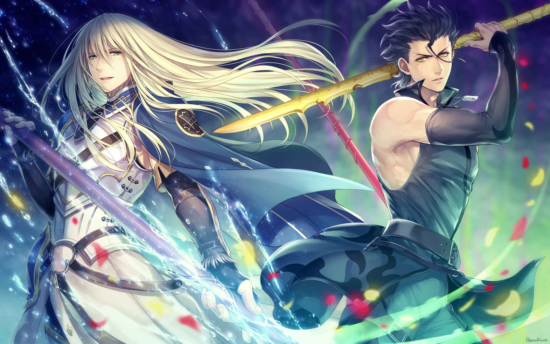 Fate Go Wallpaper Posted By Samantha Johnson