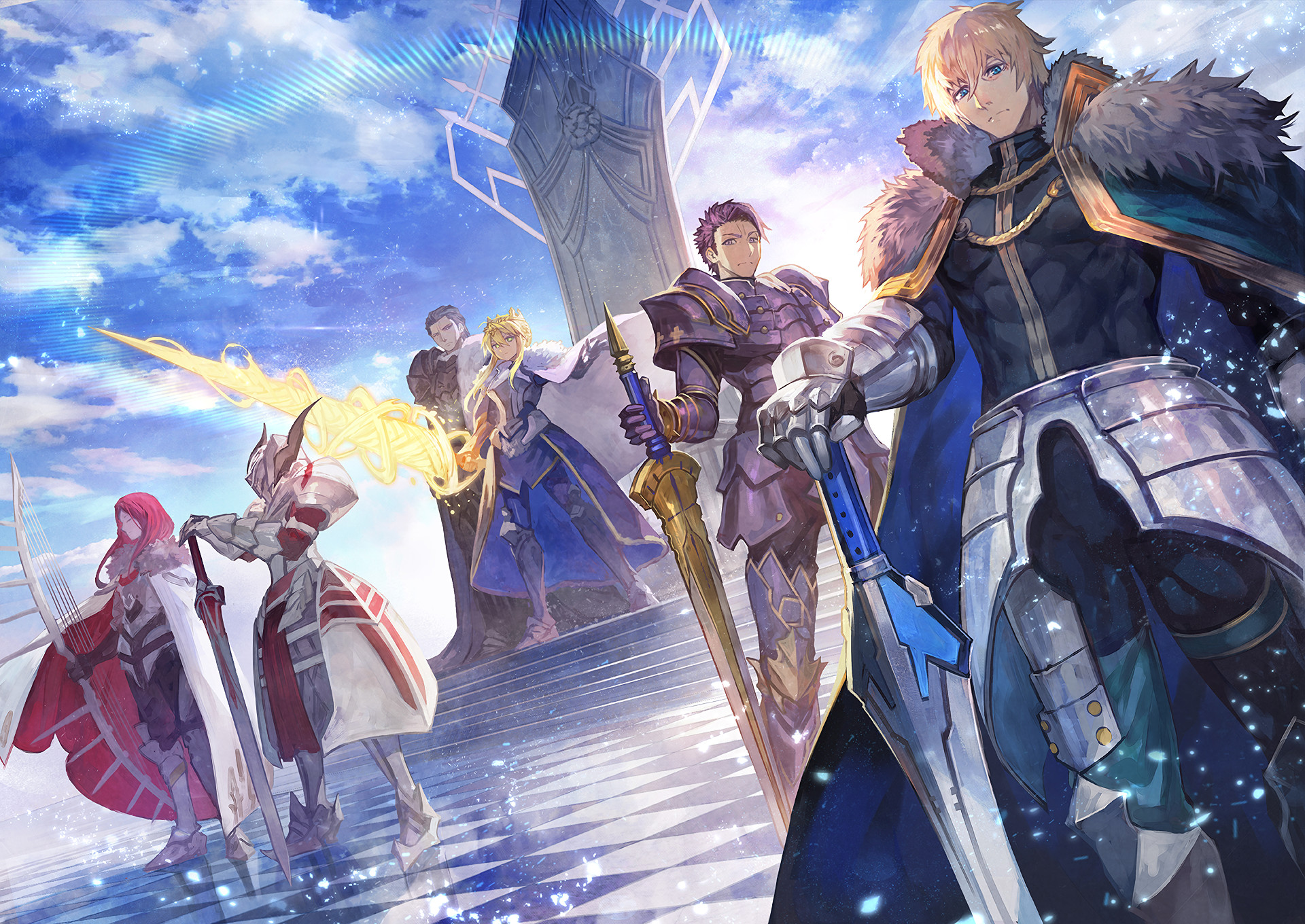 Fate Grand Order Wallpaper Posted By Michelle Tremblay