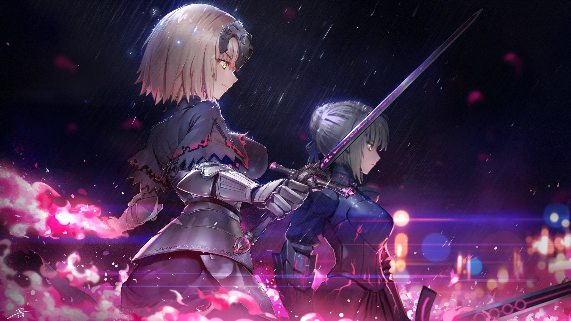 Fate Grand Order Wallpapers Posted By Sarah Simpson