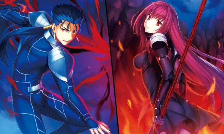 Fate Stay Night Lancer Wallpaper Posted By John Walker