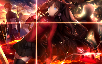 Fate Ubw Wallpaper Posted By Sarah Sellers