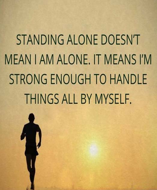 Feeling Alone Quotes Images Posted By Ethan Thompson