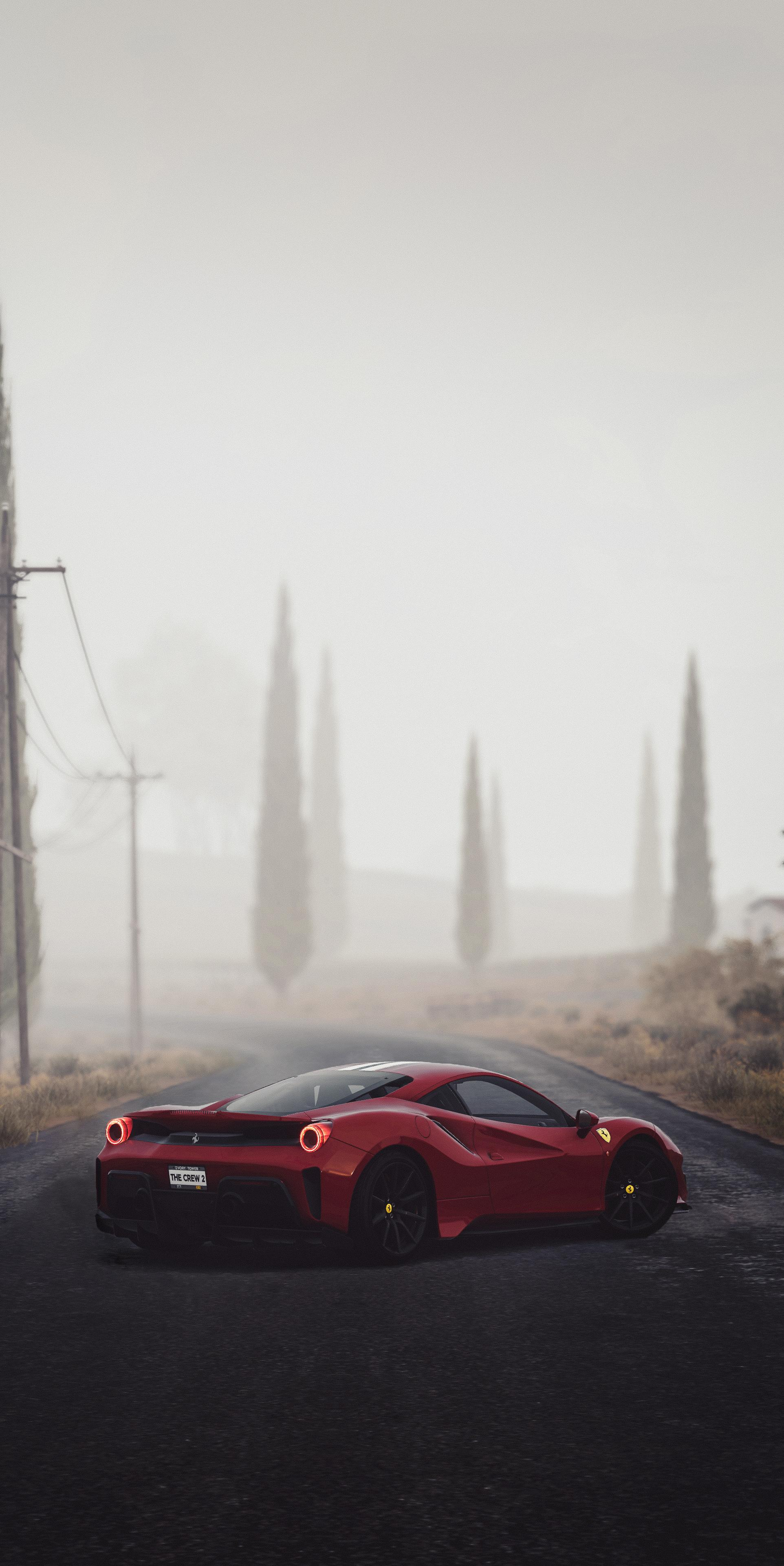 Ferrari 488 Pista Wallpapers Posted By Michelle Cunningham