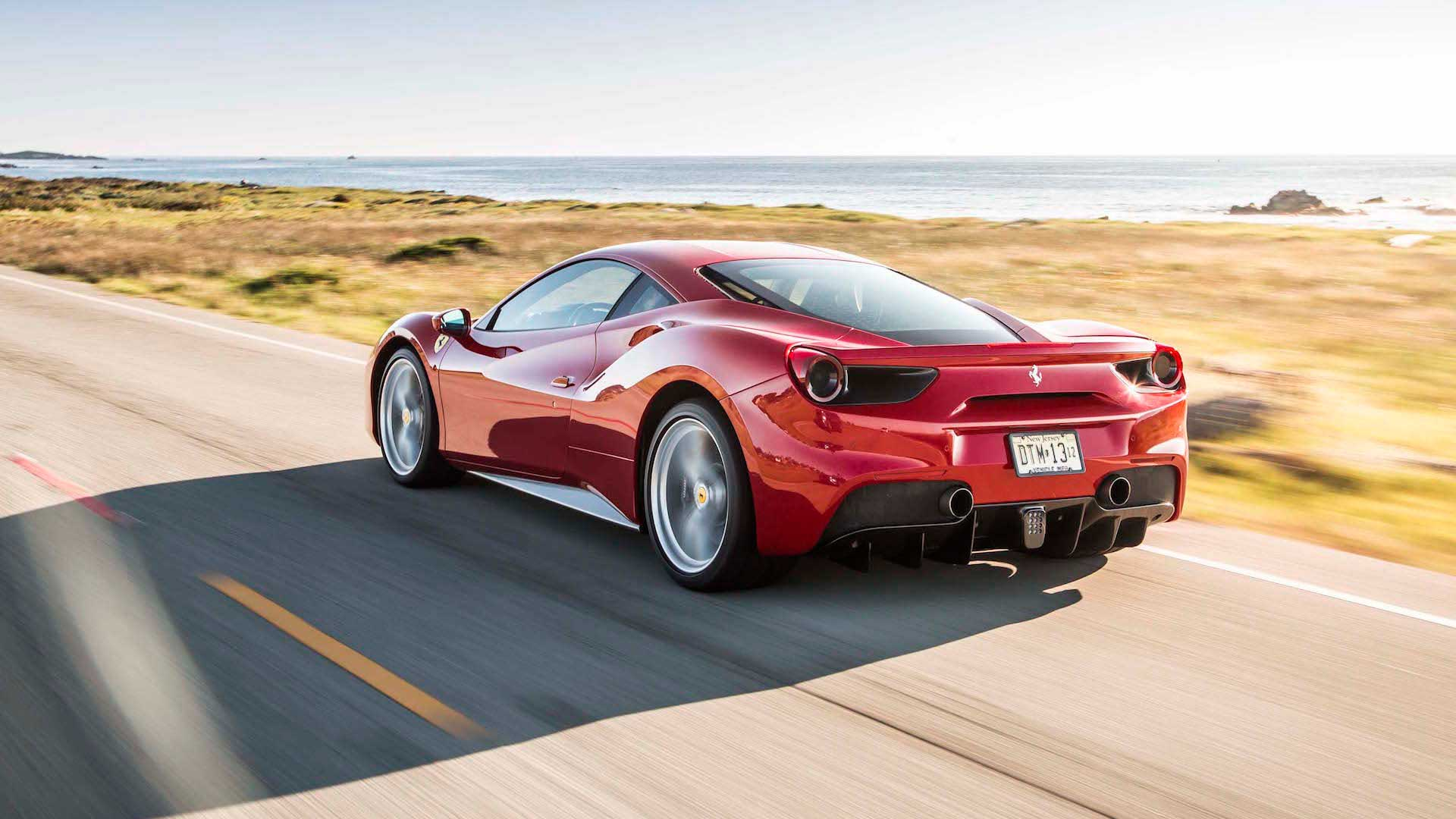 Ferrari 488 Spider Wallpapers Posted By John Peltier