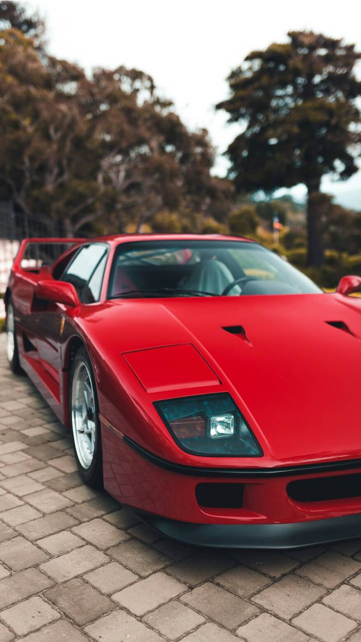 Ferrari F40 Wallpapers Posted By John Walker