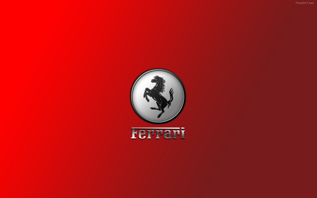 Ferrari Logo Background Posted By Ryan Sellers