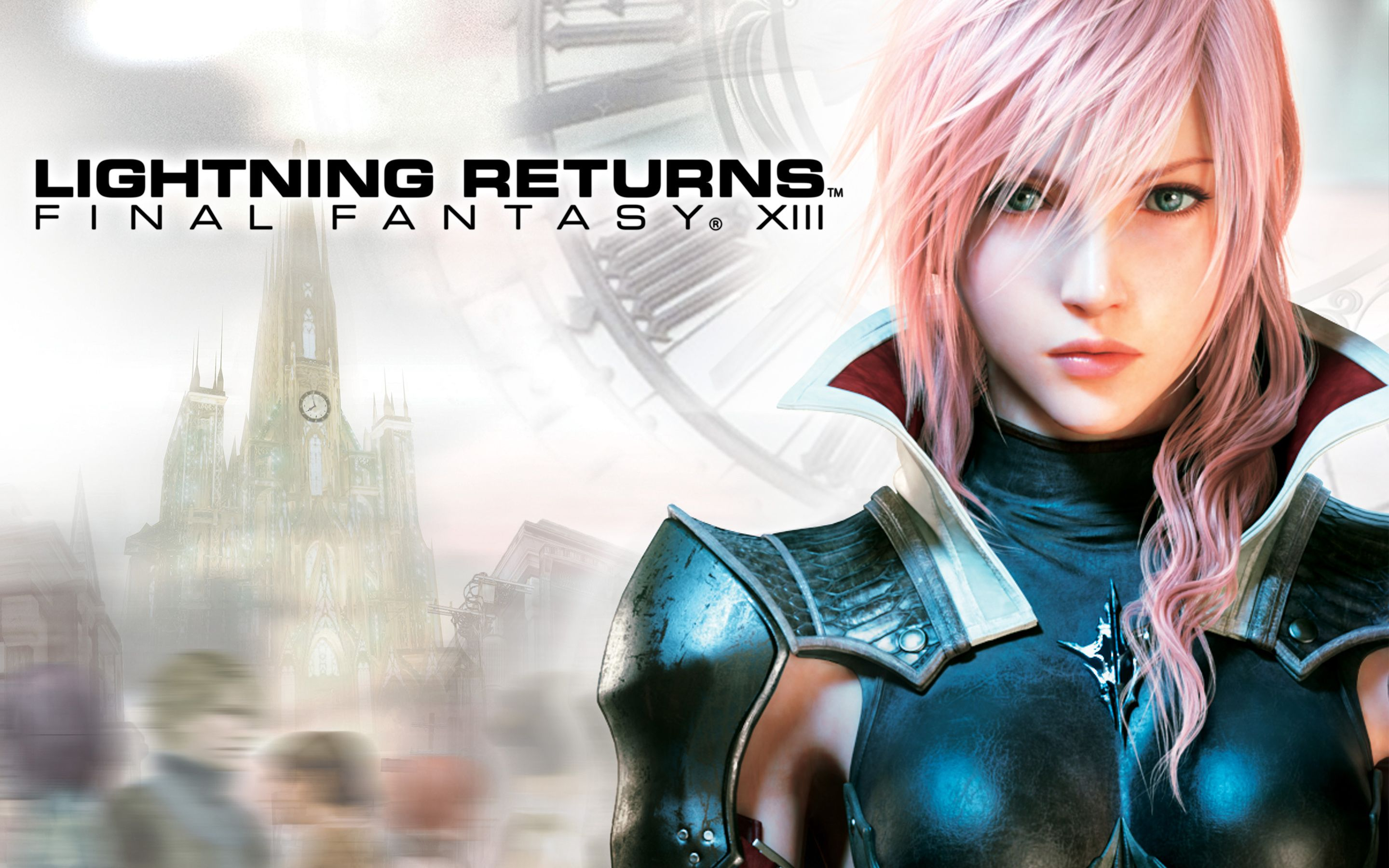 Ff13 Lightning Wallpaper Posted By Michelle Anderson