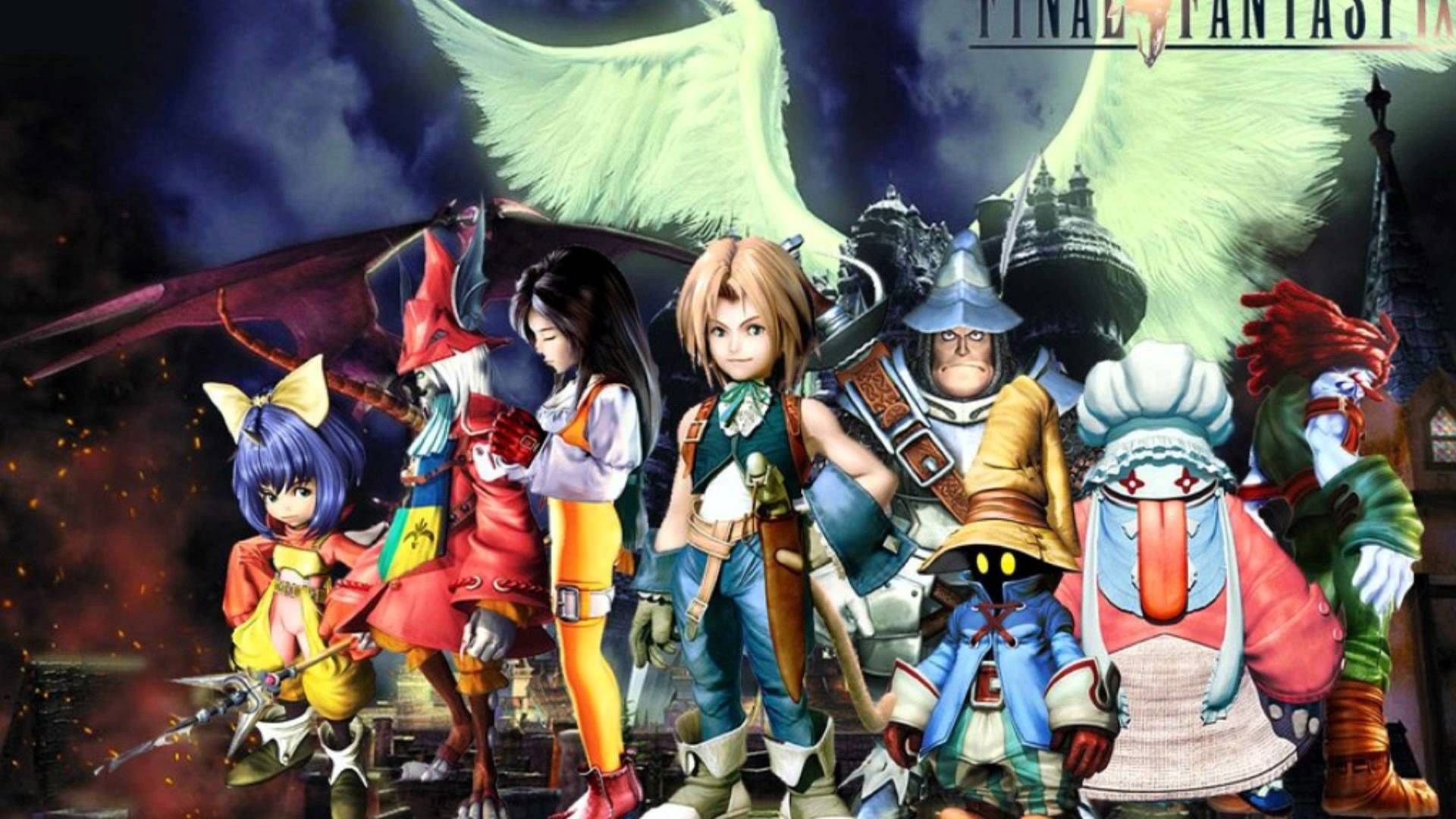 Ff9 Backgrounds