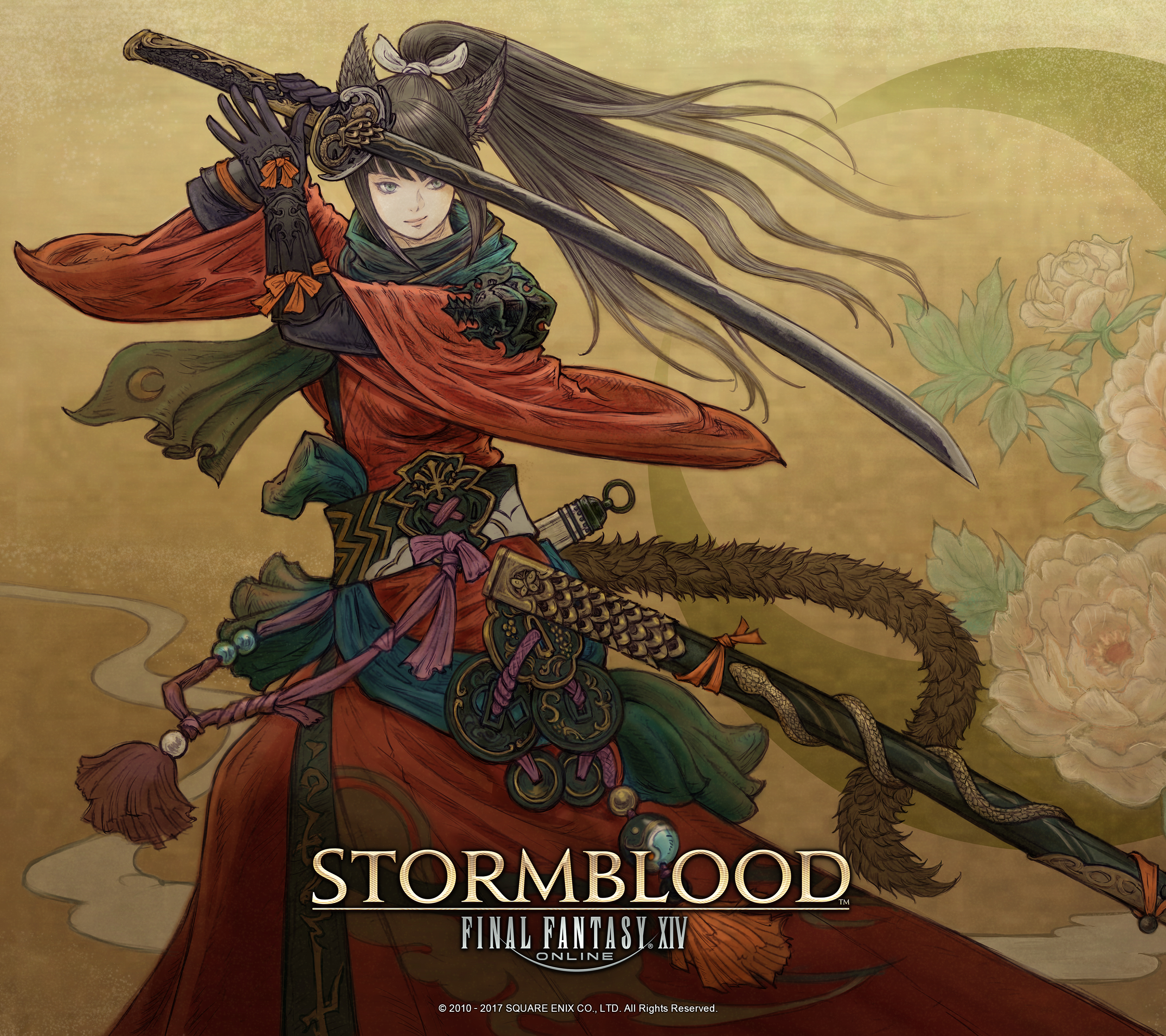 Ffxiv Stormblood Wallpapers Posted By John Cunningham