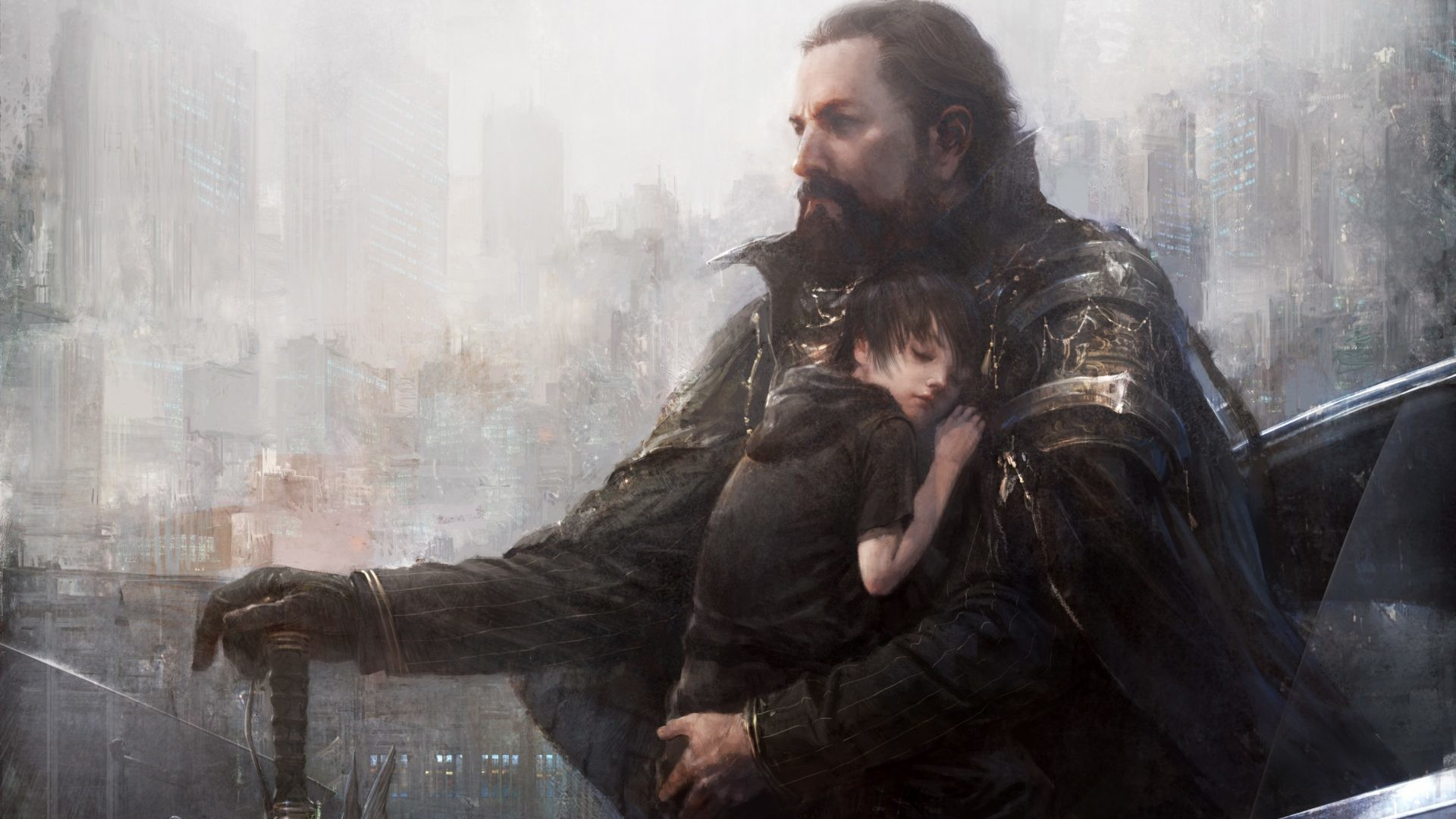 Ffxv Hd Wallpaper Posted By Zoey Mercado