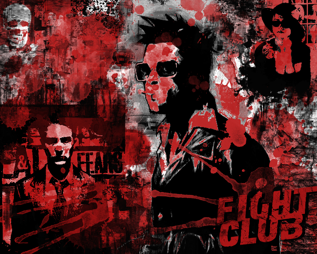 Fight Club Tyler Durden Wallpaper Posted By Ryan Cunningham