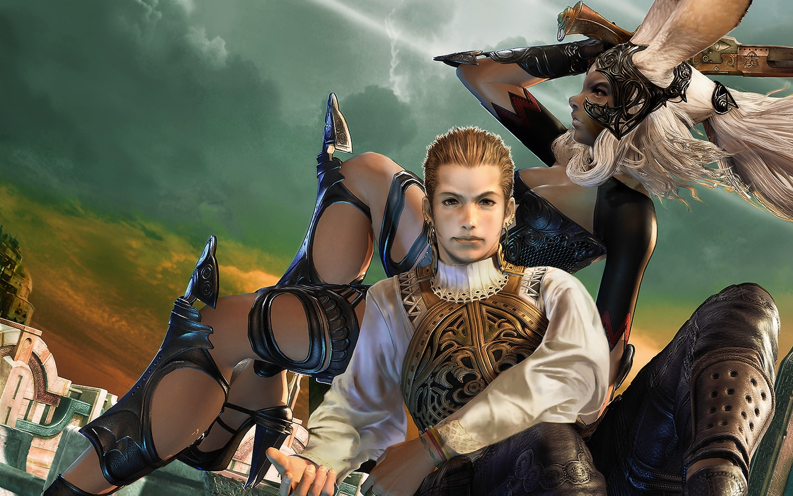 Final Fantasy 12 Wallpaper Hd