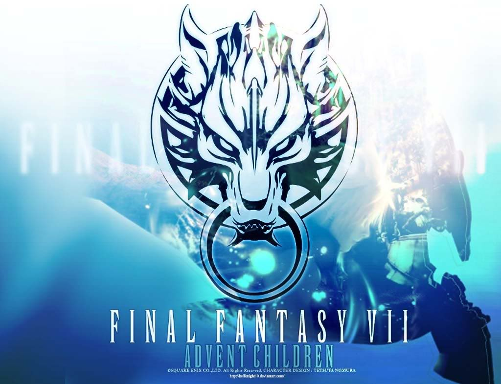 Final Fantasy 7 Advent Children Wallpaper