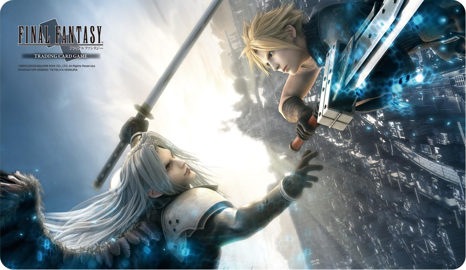 Final Fantasy 7 Cloud Wallpaper Posted By Zoey Mercado