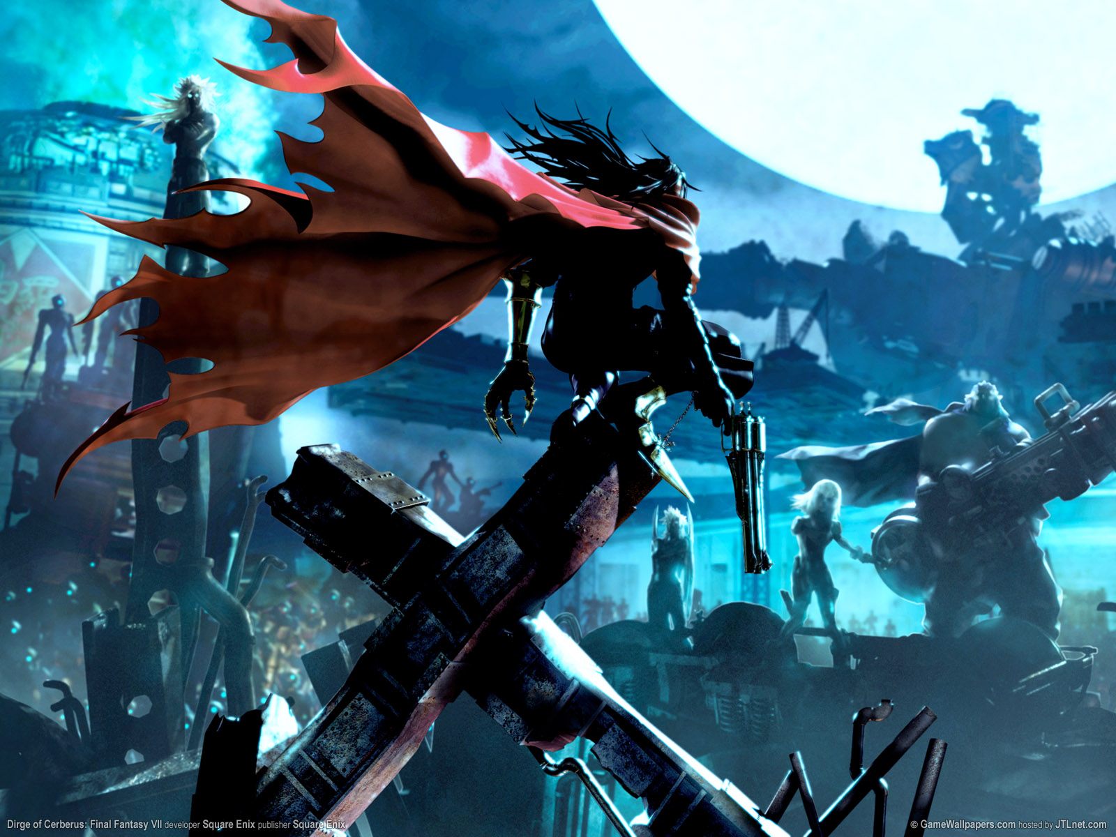 Final Fantasy 7 Live Wallpaper Posted By Sarah Thompson