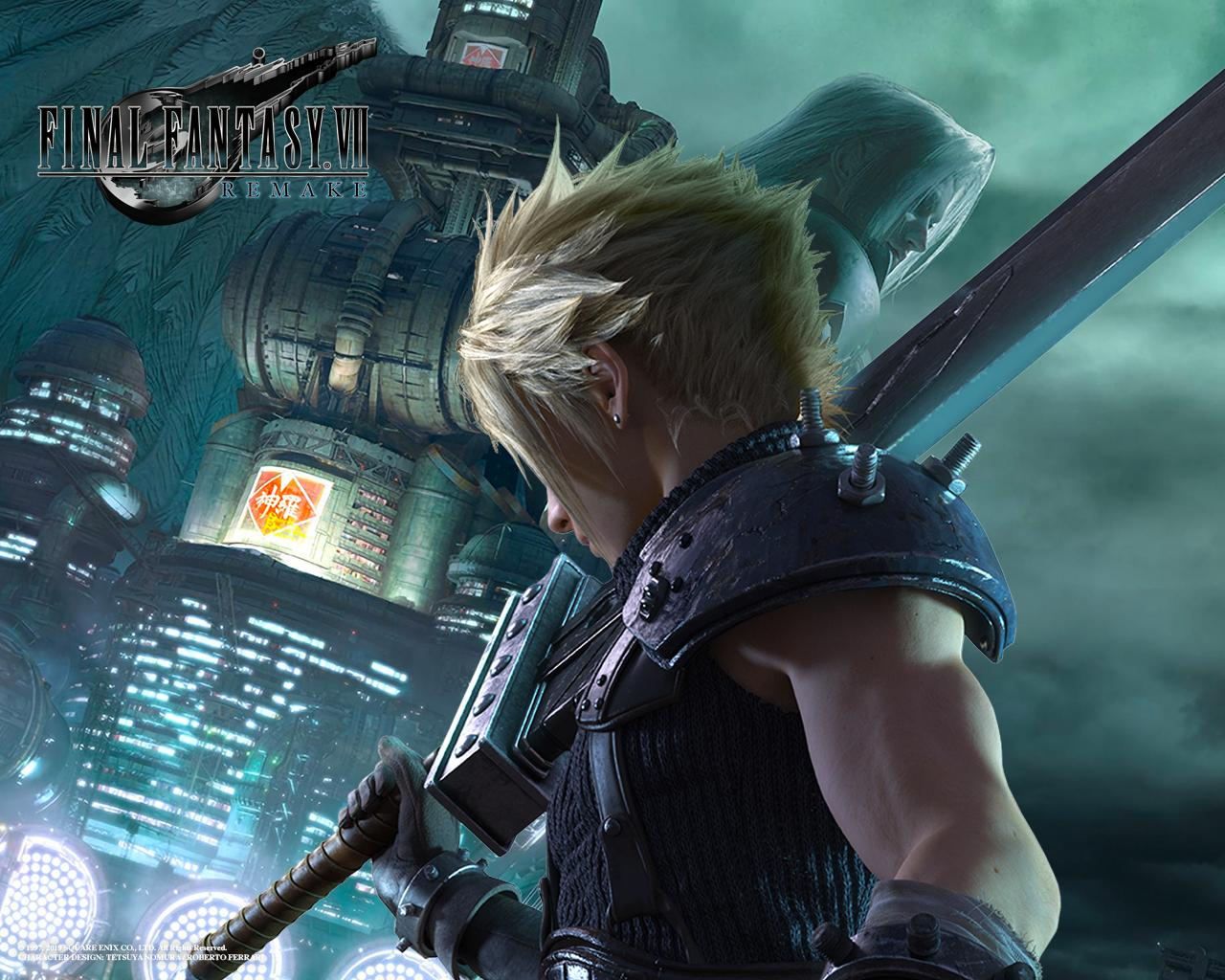 Stunning Final Fantasy 7 Wallpaper Hd 1920x1080 images For