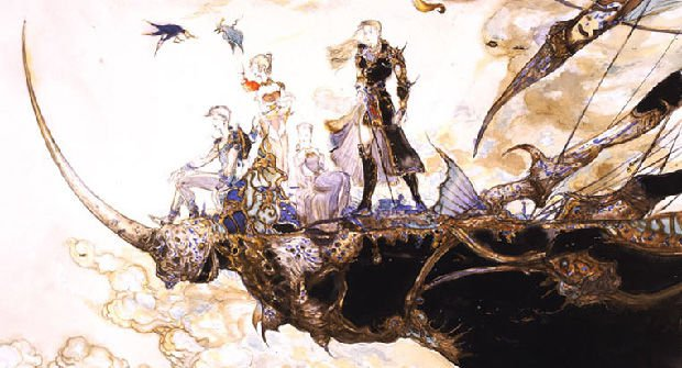 Final Fantasy Vi Wallpaper Posted By Zoey Cunningham