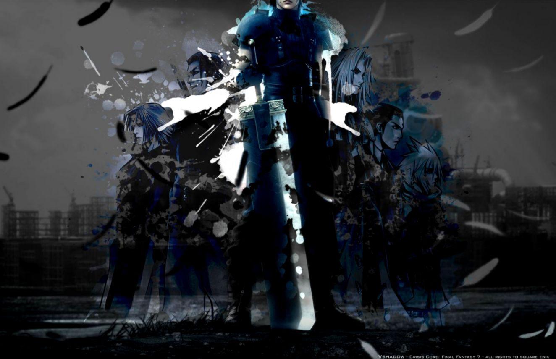 Final Fantasy Vii Wallpaper Posted By Samantha Johnson